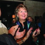 Waterloo Mayor Brenda Halloran not seeking re-election in 2014