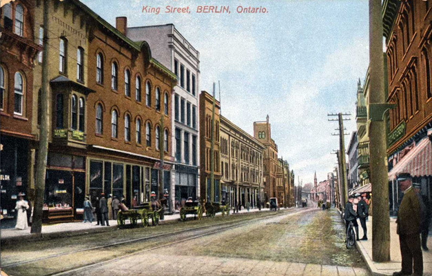 Queen Street North Kitchener