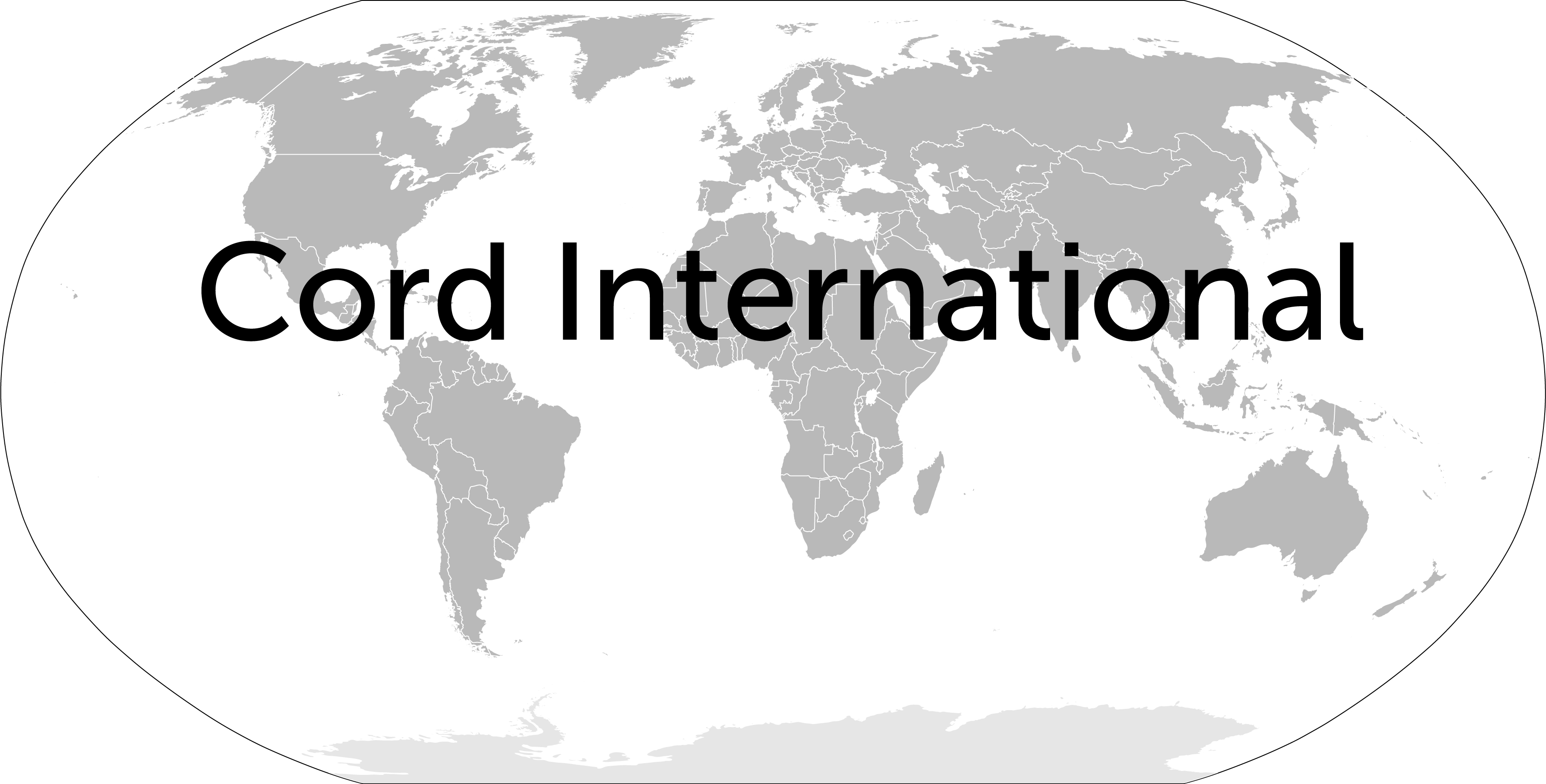 Cord Interanational map thing