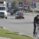 Region addresses cyclist responsibility