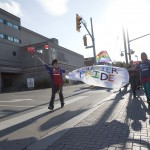 Parade boasts awareness