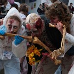 Zombies invade Uptown Waterloo