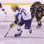 Laurier takes battle of Waterloo