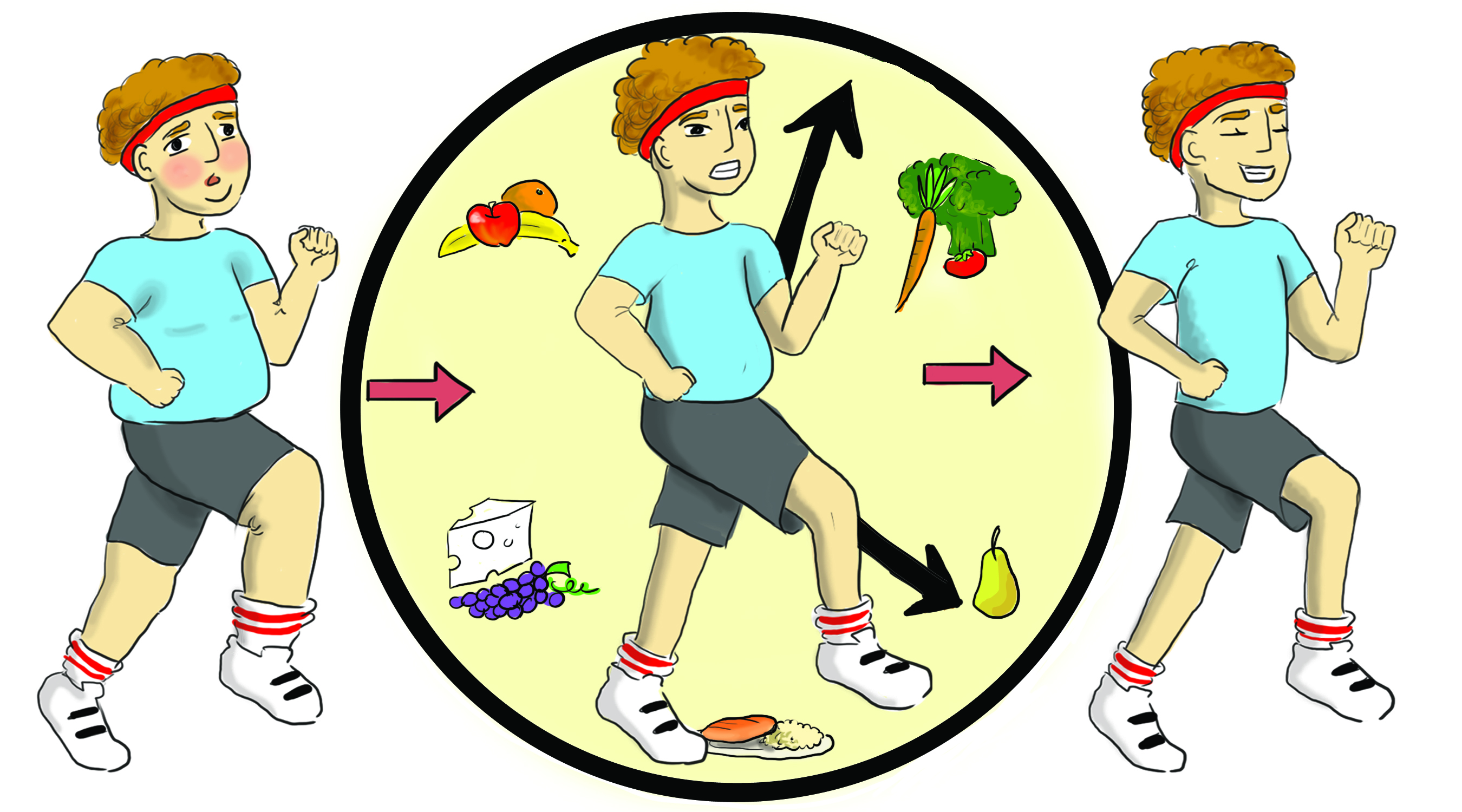 Food - Healthy living - ESL Resources
