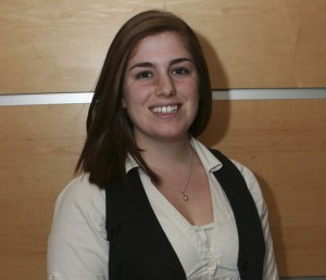 New WLUSP Board of Directors candidate Jasmine Clement. (File photo by Rosalie Eid).