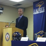 Laurier football introduces new head coach