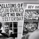 Guns under control