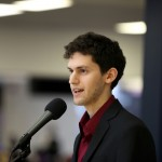 Jordan Epstein elected WLUSU chair and CGO