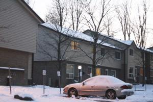 Student housing-Latania Hyatt