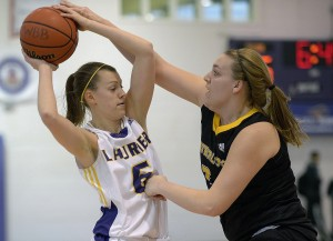 (Photo by Adam Gagnon, Laurier Athletics)