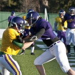 Hawks kick off spring camp