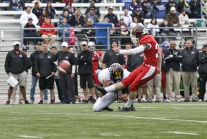The West took the win in the annual CIS East West bowl (Photo by Kate Turner)