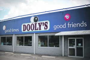 Dooly's is located at 35 University Ave. (Photo by Ryan Hueglin)