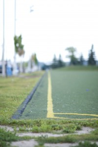 Alumni Field will no longer hold soccer games, only soccer practices. (Photo by Ryan Hueglin)
