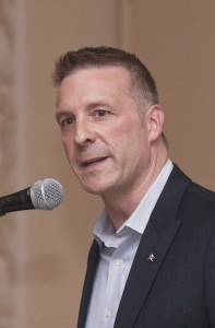 Peter Braid is the MP for Kitchener-Waterloo (file photo).