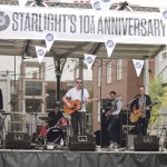 Starlight celebrates its tenth birthday with a block party