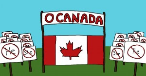 Activists are aiming to make O' Canada lyrics gender-neutral