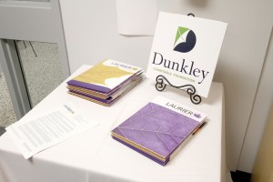 Dunkley Chair reception was held on Friday. (Heather Davidson)