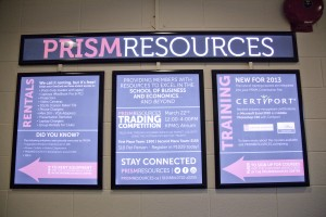 PRISMRESOURCES offers technological resources to all students. (Photo by: Jessica Dik)