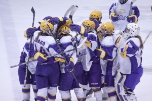 Women's hockey will look to recapture the OUA title after an early exit last year. (File photo by Kate Turner)