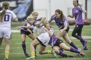 (Photo courtesy of Laurier Athletics)