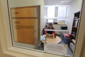 CICDA will be submitting a proposal to the dean of students in an attempt to obtain more space for their clubs. (Photo by: Ryan Hueglin)