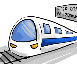 rail services - lena