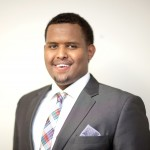 WLUSP acclaimed board candidate, Abdiasis Issa (Photo by Ryan Hueglin)