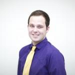 Student senator candidate, Chris Mock