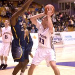 Men's basketball drop two games