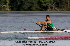 Rowing, a popular summer Olympic sport. (Contributed Photo)