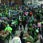 Restrictions placed on tenants on Ezra and Bricker prior to St. Paddy's