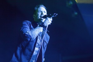 Canadian country singer Dallas Smith performed at the Turret on Tuesday. (Photo by Heather Davidson)