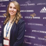 Laurier basketball's Bree Chaput named 2013-14 OWL recipient