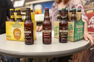 Muskoka Brewery held a tasting at Ethel's Lounge on July 23. (Photo by Will Huang)