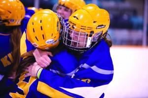 3. Women's hockey champions (JodyWaardenburg, file photo)