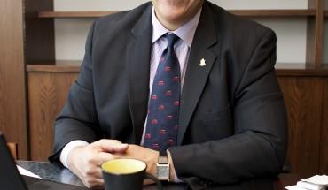 Waterloo mayor Dave Jaworsky (Heather Davidson)