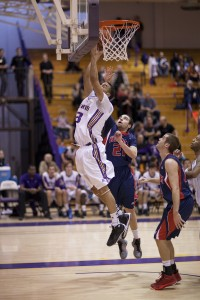 Men's basketball (Will Huang, file photo)