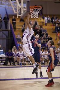 Men's basketball (Will Huang, file photo)