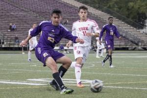 Men's soccer (Matt Smith, file photo)