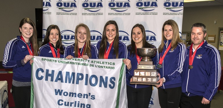 Women's Gold Medal_Laurier
