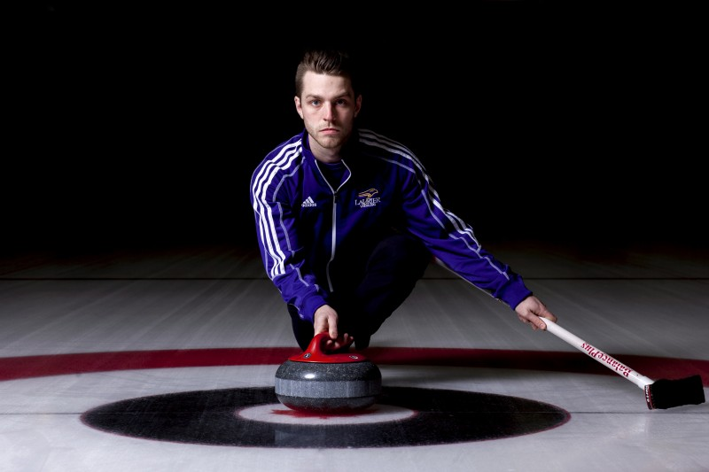 Fraser Reid is part of a truly dynamic force within the curling team which has proven difficult to compete with.
