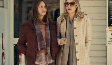"""MISTRESS AMERICA - 2015 FILM STILL - Pictured: Lola Kirke as """"Tracy"""" and Greta Gerwig as """"Brooke"""" - Photo Credit: Fox Searchlight Pictures  © 2015 Twentieth Century Fox Film Corporation All Rights Reserved"""