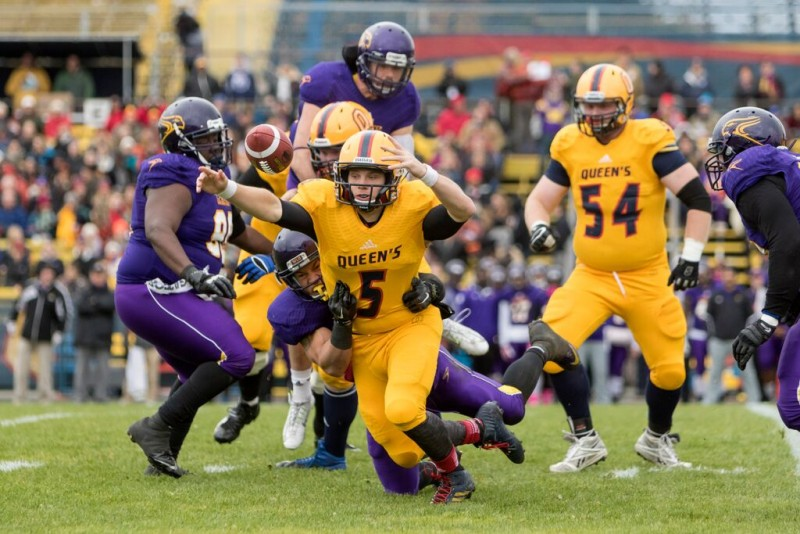 Laurier v Queens