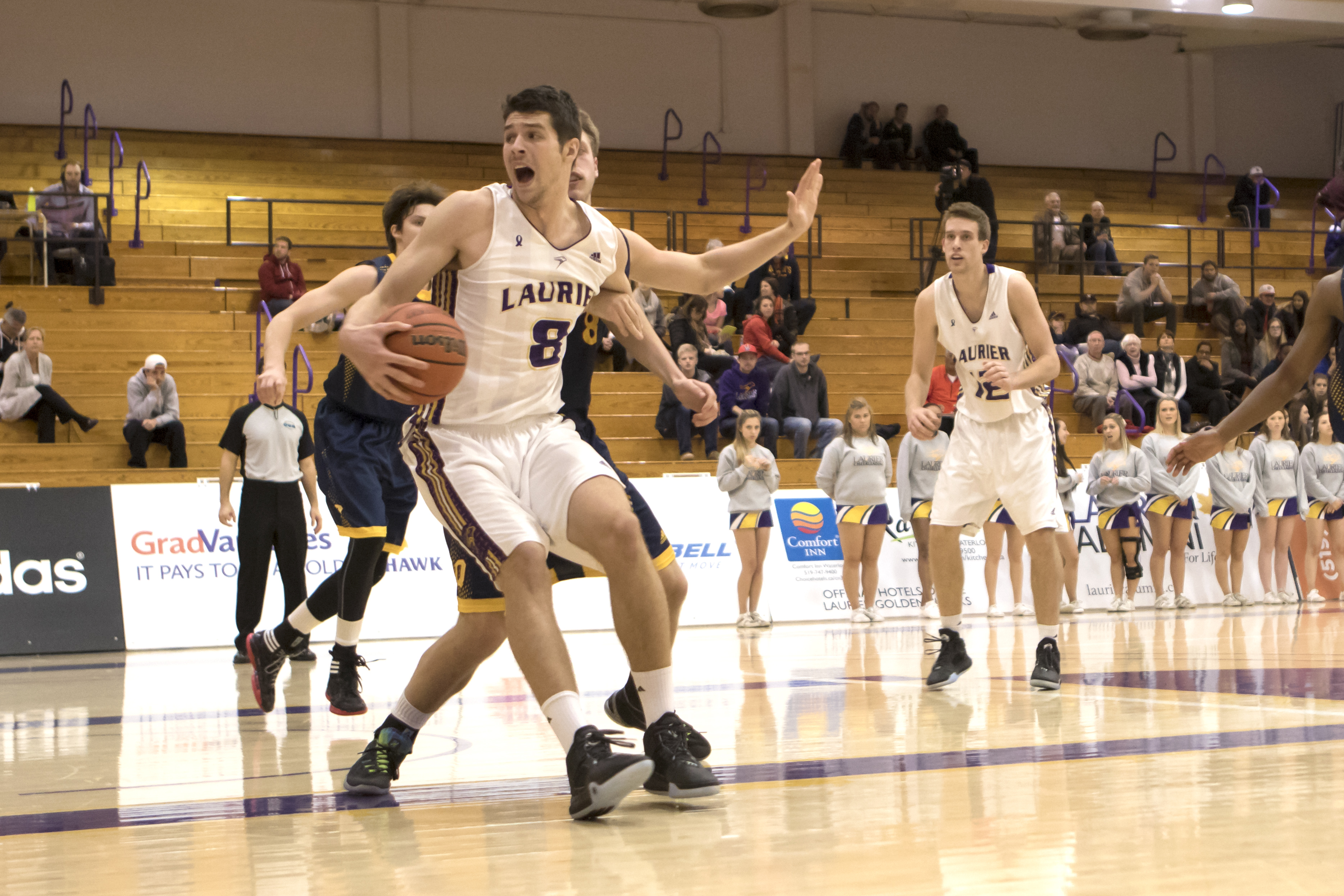 Momentum has been lost after a solid start to the Men's basketball season