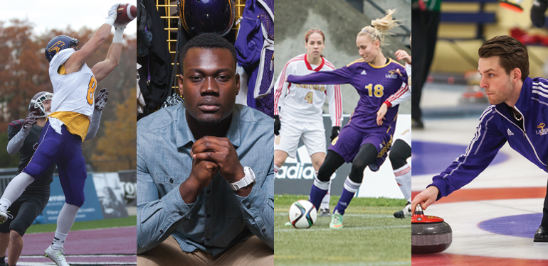 The best of Laurier sports 2015