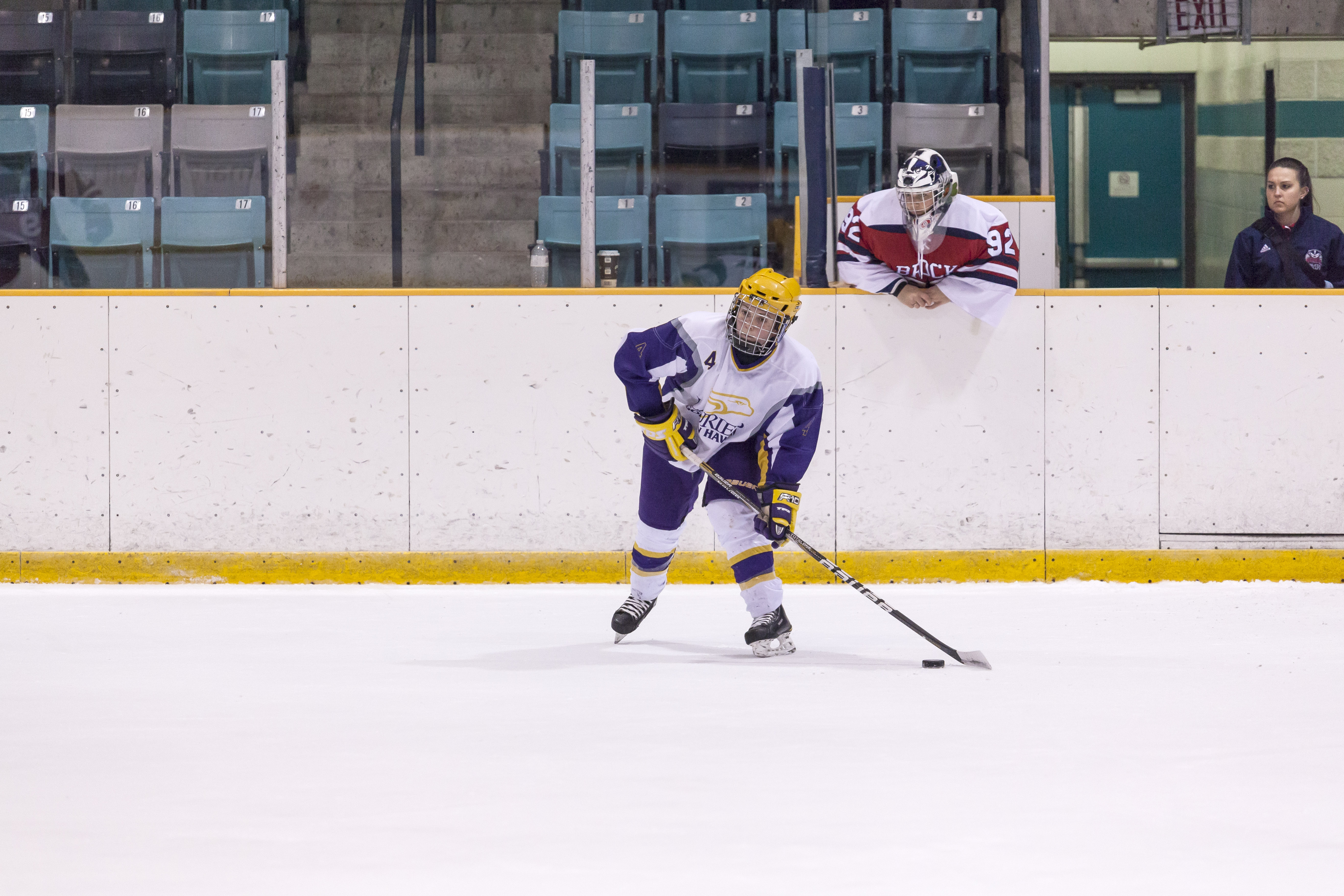 WLU alum Candice Styles makes CWHL roster