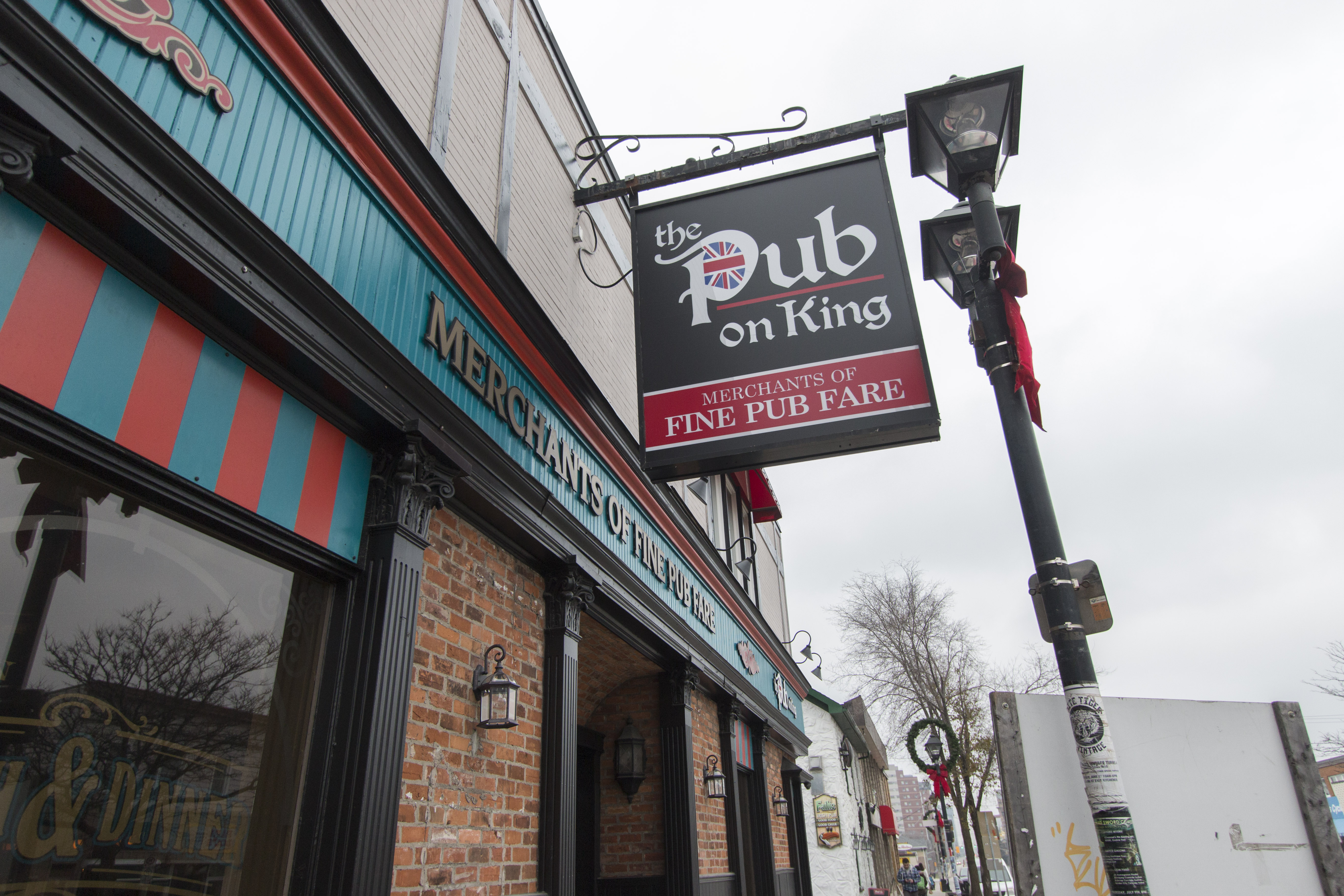 The Pub on King in Uptown Waterloo