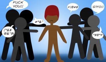 Racist Bullying - Fani Hsieh - JPEG