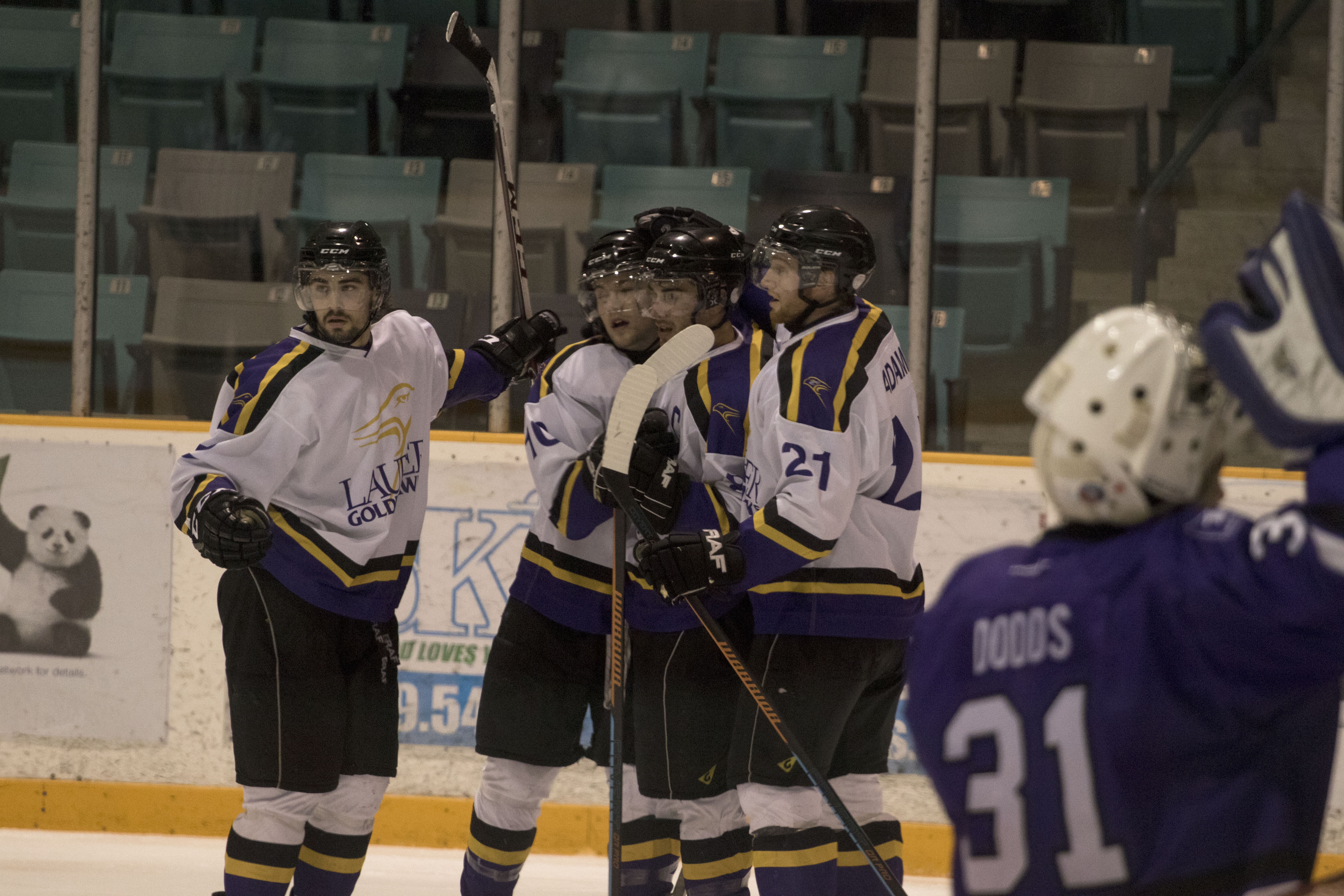 Hunt for playoffs continues after Laurier splits weekend